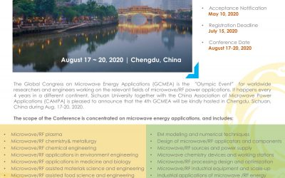 4GCMEA / 2nd CALL FOR PAPERS